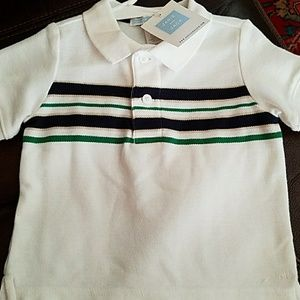 NWT Janie and Jack Polo Size 3-6 months